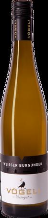 Weißer Burgunder Ortswein vom Weingut Vögeli