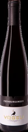 2016er Frühburgunder Lagenwein vom Weingut Vögeli